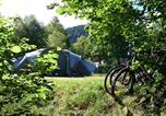 Camping avec Site nature Saulxures-sur-Moselotte - Domaine Du Haut Des Bluches-1