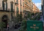 Hôtel Napoli - Musto B&B-4