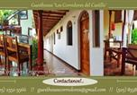 Location vacances Granada - Guest House Los Corredores del Castillo-3