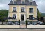 Hôtel Ardennes - Le point de chute-1