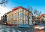 Hôtel Zagreb - Hotel Le Premier-1
