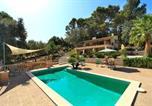 Location vacances Campanet - Ullaro Villa Sleeps 2 Pool Air Con Wifi-1