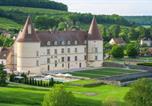 Hôtel 4 étoiles Vault-de-Lugny - Hôtel Golf Château de Chailly-3