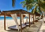Location vacances Isla Mujeres - Caribbean apartment-1