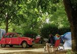Camping avec Site nature Champvert - Flower Camping Les Portes de Sancerre-4