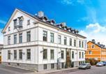 Hôtel Lulea - Spis Hotell Amber-1