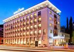 Hôtel Bratislava - Hotel Devín-2