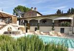 Location vacances Castelnuovo Berardenga - Holiday home Montebenichi Ii-1