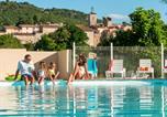 Camping avec Club enfants / Top famille Provence-Alpes-Côte d'Azur - Camping les Prés du Verdon-1