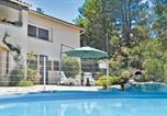 Location vacances Saint-Cézaire-sur-Siagne - Apartment Terre D'Oliviers-2