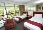 Hôtel Brisbane - Madison Tower Mill Hotel-3