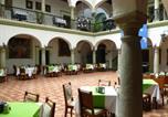 Hôtel Oaxaca - Hotel Monte Alban - Solo Adultos-1