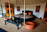 Camping Skegness - Lincoln Yurts-3
