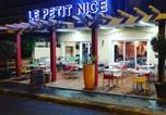 Hôtel Ambérieux - Ô Petit Nice-1