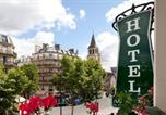 Hôtel 4 étoiles Paris - Au Manoir Saint Germain-2