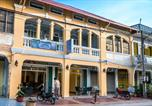Location vacances  Cambodge - Paris Guesthouse Kampot-1