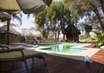 Location vacances  Namibie - Gondwana Hakusembe River Lodge-4