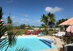 Location vacances  Guyane française - Tampok lodge-1