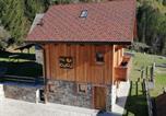 Location vacances Villa Santina - Chalet Al Cucù-1