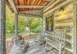 Location vacances Fredericksburg - Town Creek Log Cabin-3