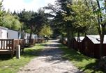 Camping avec Hébergements insolites Estavar - Les Jardins D'Estavar-1
