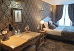 Hôtel Esquay-sur-Seulles - Hotel Le Lion D'Or et Restaurant La Table Du Lion-2