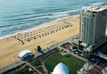 Hôtel Virginia Beach - Hilton Virginia Beach Oceanfront-1