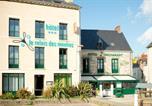Hôtel Laillé - La Croix Verte-1