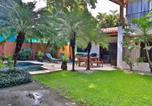 Location vacances Potrero - Casa Libellula-4