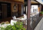 Hôtel Cáceres - Hotel Carvajal-3