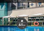 Hôtel Badalone - Hotel Badajoz Center-1