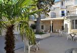 Hôtel Saint-Antoine-de-Breuilh - Grand Hôtel-3