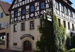 Hôtel Neckarbischofsheim - Hotel Dominikaner-3