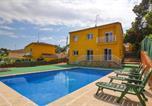 Location vacances Maçanet de la Selva - Awesome home in Macanet Selva w/ Outdoor swimming pool, Wifi and Outdoor swimming pool-1