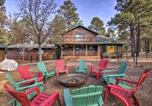 Location vacances Holbrook - Black Bear Lodge with Deck in Natl Forest!-1