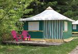 Camping avec Site nature Tournon-sur-Rhône - Camping Les Berges Du Doux-3