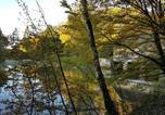 Location vacances Compiègne - Nid dans la forêt-1