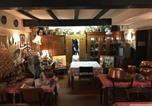 Hôtel Pyrénées-Orientales - Hôtel Ensoleillade-La Rive Studios et Chambres-2
