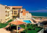Hôtel Portiragnes - Résidence Alizéa Beach-1