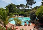 Camping  Acceptant les animaux Gironde - Capfun - Camping Le Petit Nice-2