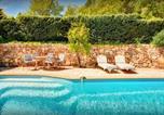 Location vacances Cotignac - Maison Lou Amourier - Ovo Network-1