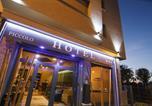 Hôtel Rivoli - Piccolo Hotel Allamano-1