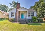 Location vacances Spartanburg - Updated Greenville Home with Yard Near Downtown!-1