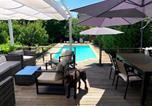 Location vacances Le Cannet - Cannes Villa de charme piscine privée / jardin-2