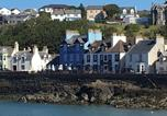 Hôtel Stranraer - The Waterfront Seafront hotel and Bistro