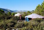 Location vacances Pego - Refugio Ecoburropark-3