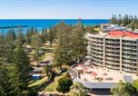 Hôtel Port Macquarie - Northpoint Apartments-1