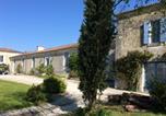 Location vacances Saintes - Chambres d'Hôtes Logis de l'Astrée-4