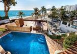 Location vacances Lloret de Mar - Villa Sa Caleta-1