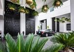 Hôtel Khlong Tan Nuea - Mövenpick Hotel Sukhumvit 15 Bangkok-2